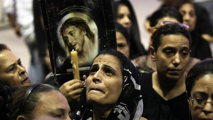 Oferiți suferințele voastre pentru unitatea Bisericii