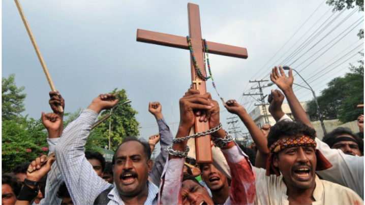Apropiere de creştinii persecutaţi
