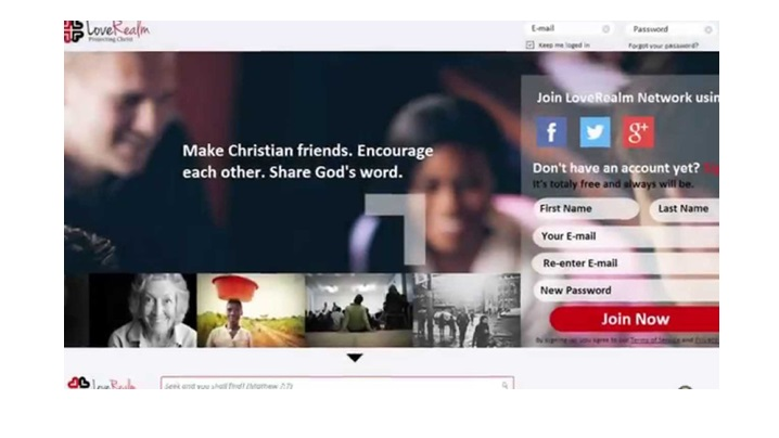 LoveRealm: rețeaua de socializare care va reuni creștinii din întreaga lume