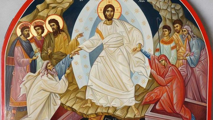 A înviat Cristos şi diavolii au căzut