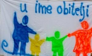 """Croația a votat pentru protejarea familiei și împotriva """"căsătoriilor"""" între persoane de același sex"""