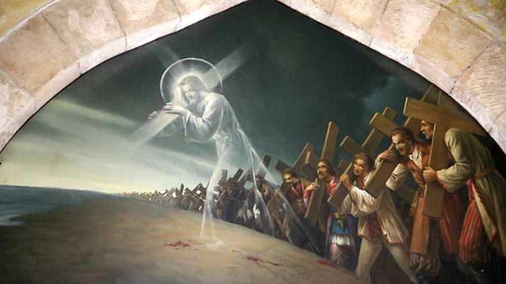 Vinerea Mare: ziua marilor victorii, asupra păcatului şi a morţii, asupra satanei şi a lumii