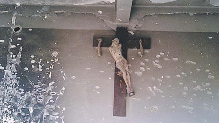 Crucifixul din Alep