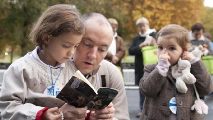 Cum să vorbești de Dumnezeu? Mica lecție a unui evreu ortodox convertit la catolicism