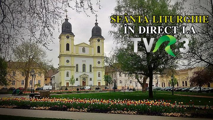 Blaj: Sfânta Liturghie Arhierească din Sărbătoarea Schimbării la Față a Domnului nostru Isus Cristos, în direct la TVR 3 și Radio Blaj TV