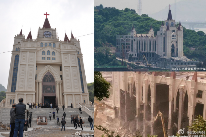 Rezistenţa creştinilor în China