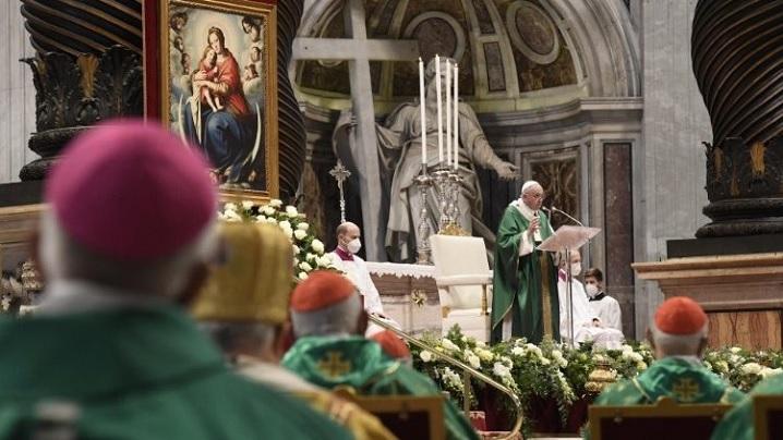 Sinodul, timp pentru a întâlni, a asculta și a discerne cu ajutorul Spiritului Sfânt