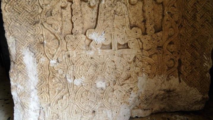 Descoperită, la Ierusalim, o cruce armeană din secolul al XII-lea