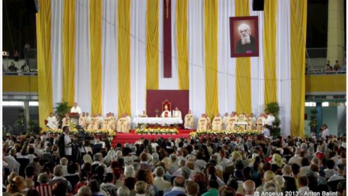 Doi ani de haruri de la Beatificarea Mons. Ghika