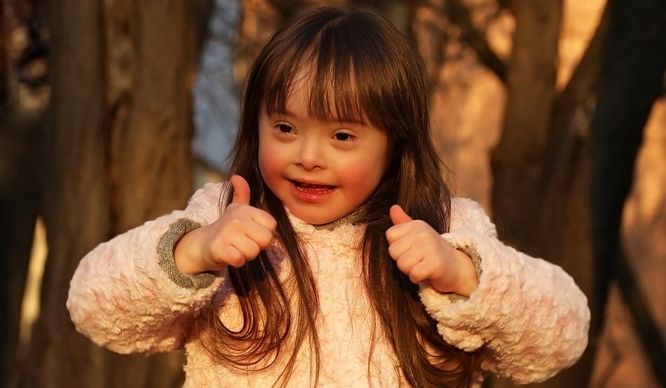 Dragă Isus: scrisoarea specială a unei fetiţe afectată de Sindromul Down