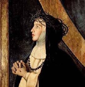 Sfânta Ecaterina din Siena