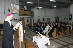 Cluj-Napoca. Seară de rugăciune ecumenică în comunitatea greco-catolică