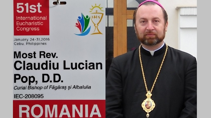 România reprezentată la Congresul Euharistic Internaţional din Filipine