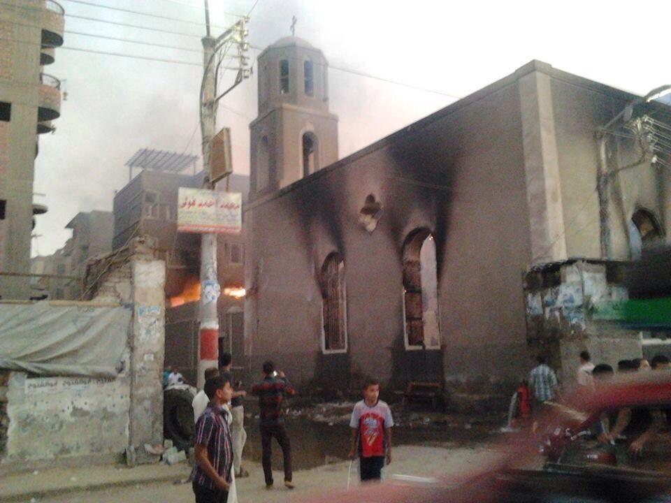 Circulara Preafericitului Cardinal Lucian pentru unirea în rugăciune cu creștinii din Egipt