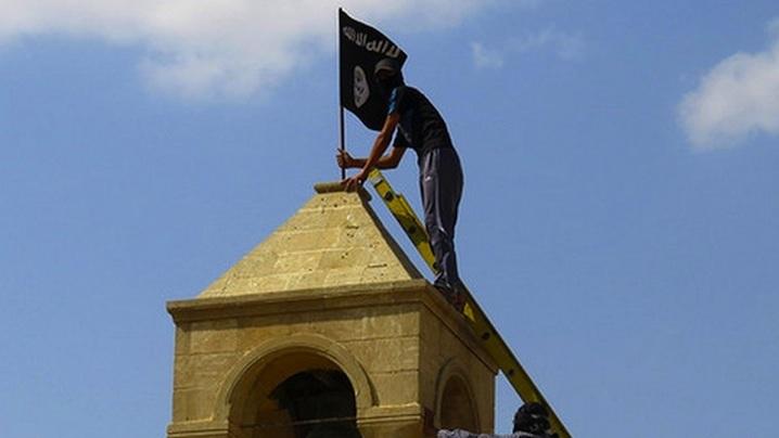 Daesh, duşman de moarte al civilizaţiilor și al creştinismului
