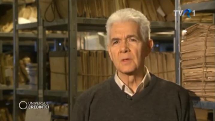 Episcopul Vasile Aftenie: interviu cu Emanuel Cosmovici