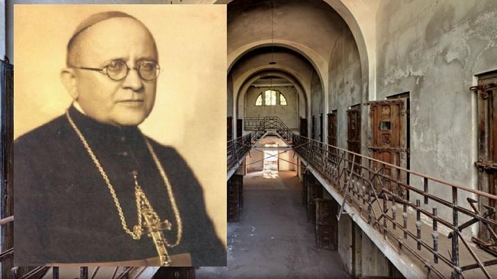 56 de ani de la plecarea la Cer a episcopului martir Alexandru Rusu