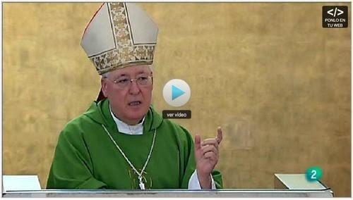 Plângere penală împotriva unui episcop care predică învățătura Bisericii