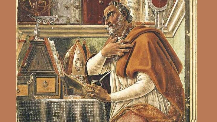 Sfântul Augustin (episcop, învăţător al Bisericii)