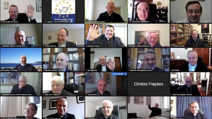 COMECE – Regăsind speranța și solidaritatea – Mesaj al președinților Conferințelor Episcopale din UE către instituțiile UE și statele membre