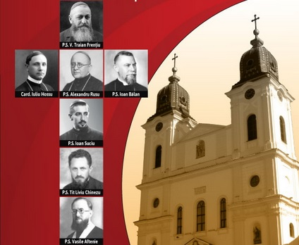 ANUNȚ: Parastas pentru ierarhii greco-catolici morți în faimă de martiri sub regimul comunist