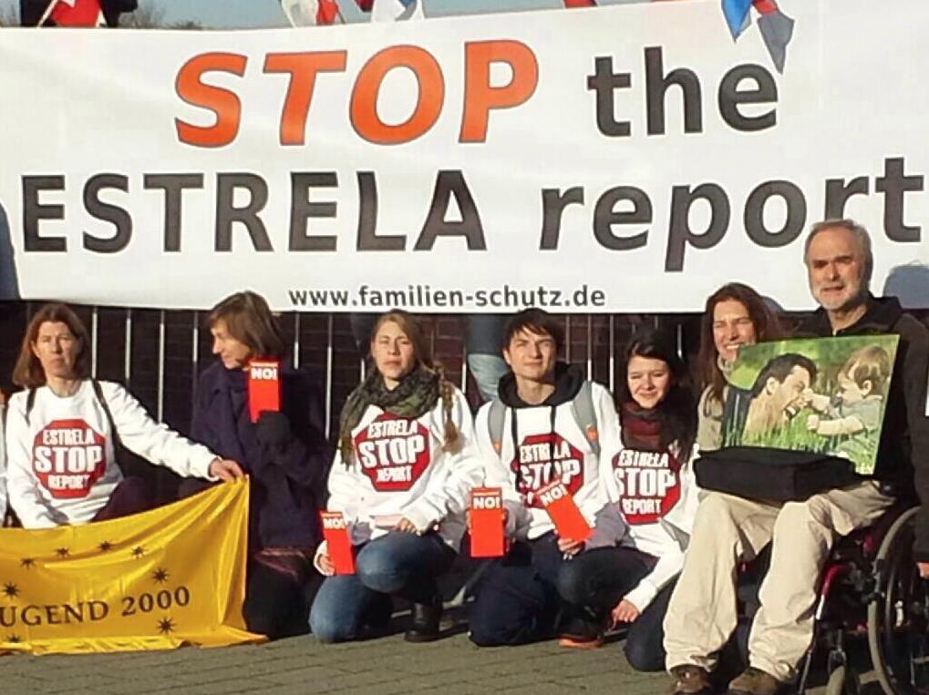 Rezoluţia Estrela a fost respinsă de ziua Maicii Sfinte de la Loretto