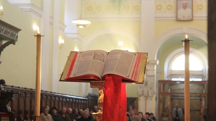 Evanghelia este vocea zilnică a lui Isus care cheamă