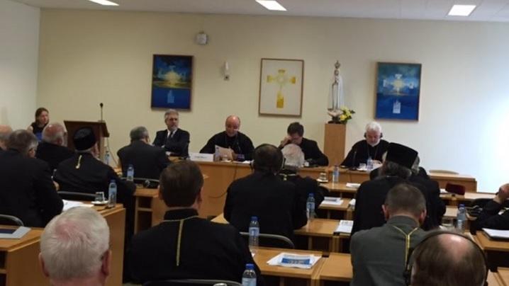 Întâlnirea episcopilor orientali catolici din Europa
