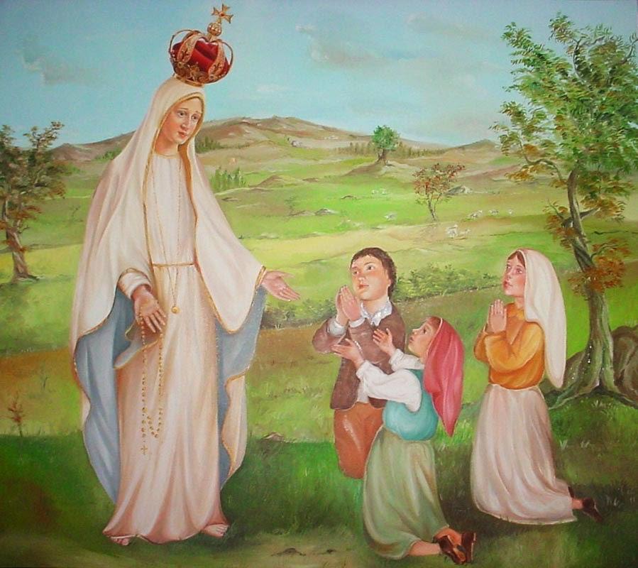 Actualitatea mesajului Sfintei Fecioare Maria de la Fatima