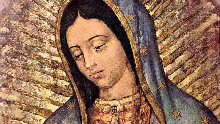 Sfânta Fecioară Maria de la Guadalupe
