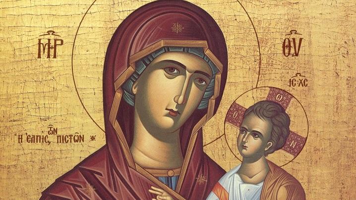 Fecioara Maria este patroana INTC-ului