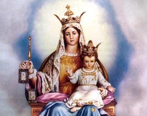 Rugăciune către Regina Sfântului Scapular