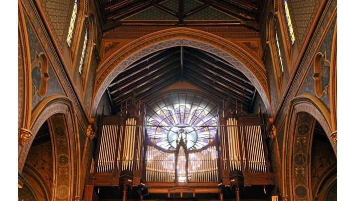 Festivalul G. Enescu în catedrala Sf. Iosif din București