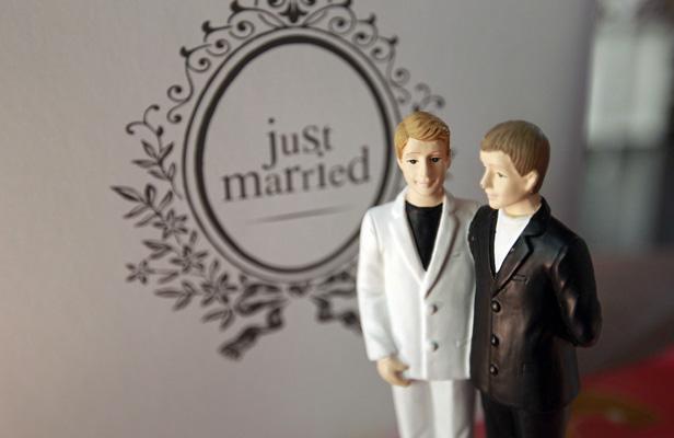 Fiasco la târgul de nunți... pentru homosexuali