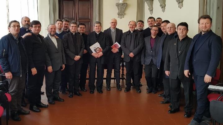 Etapa a II-a a întâlnirii naţionale a preoţilor români uniţi la Florenţa