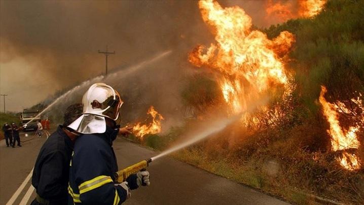 Papa Francisc aproape de persoanele lovite de incendiile din Grecia