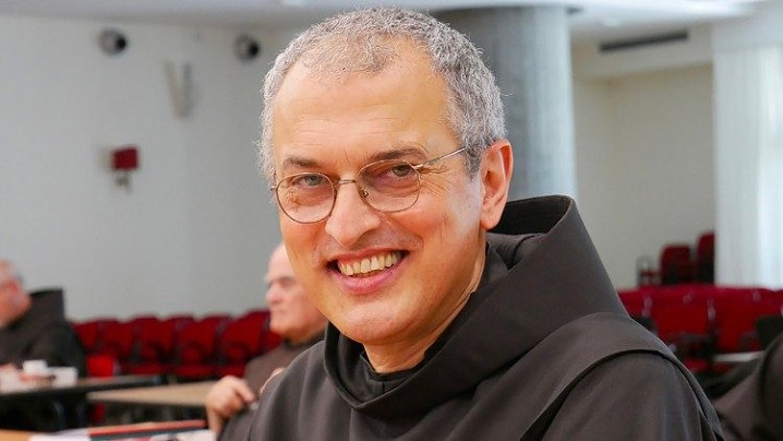 Fratele Fusarelli, noul ministru general al Fraților Minori