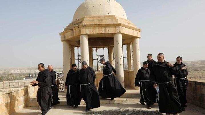 Custodia Ţării Sfinte din nou în posesia bisericii Sfântul Ioan Botezătorul