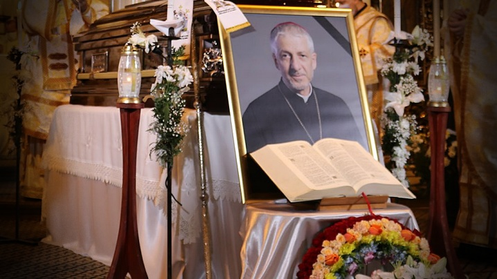 ÎN DIRECT: funeraliile PS Florentin