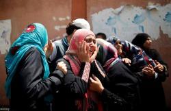 Cresc violenţele în Fâşia Gaza: alţi peste 130 de morţi