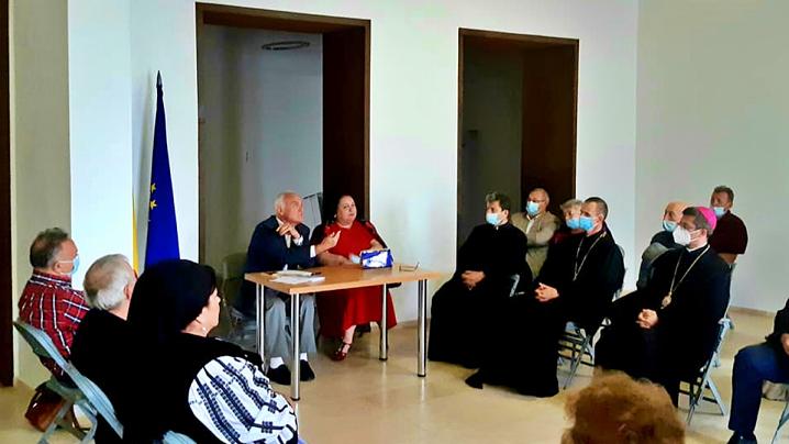 Poetul greco-catolic George Coșbuc omagiat la Blaj cu prilejul împlinirii a 155 de ani de la naștere