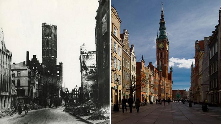 La Gdansk se respectă trecutul