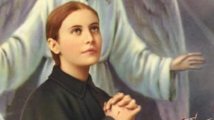 115 ani de la întoarcerea în Casa Tatălui a Sfintei Gemma Galgani