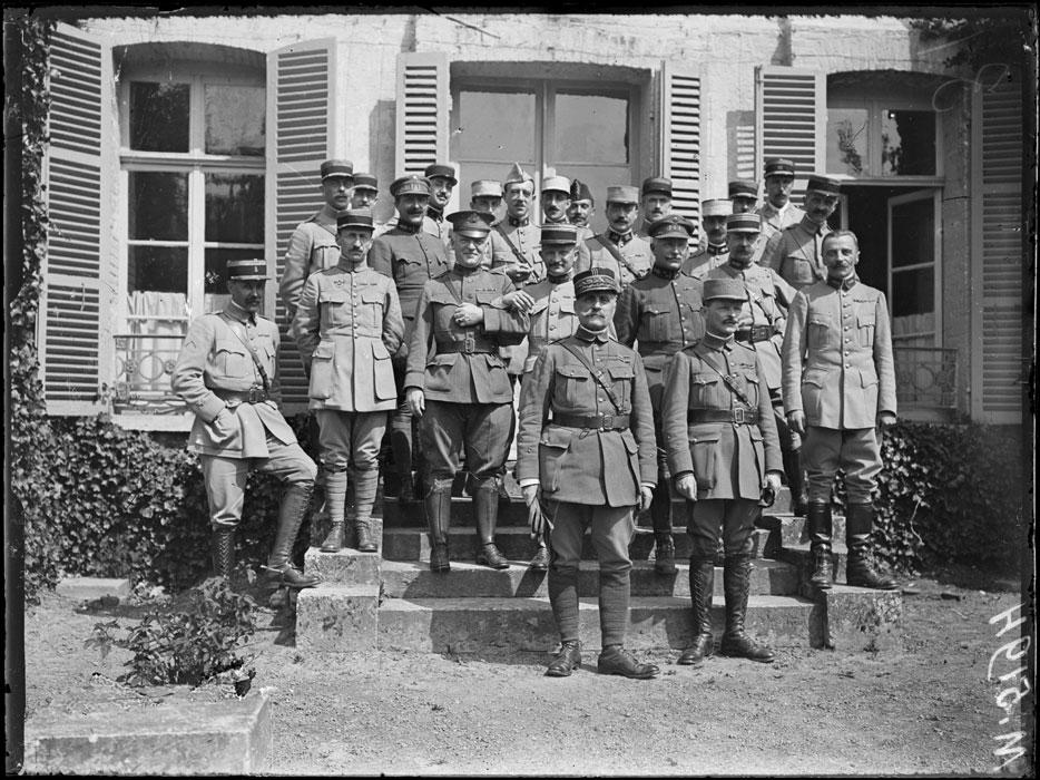 09 iulie 1918: Consacrarea armatelor aliate la Preasfânta Inimă a lui Isus
