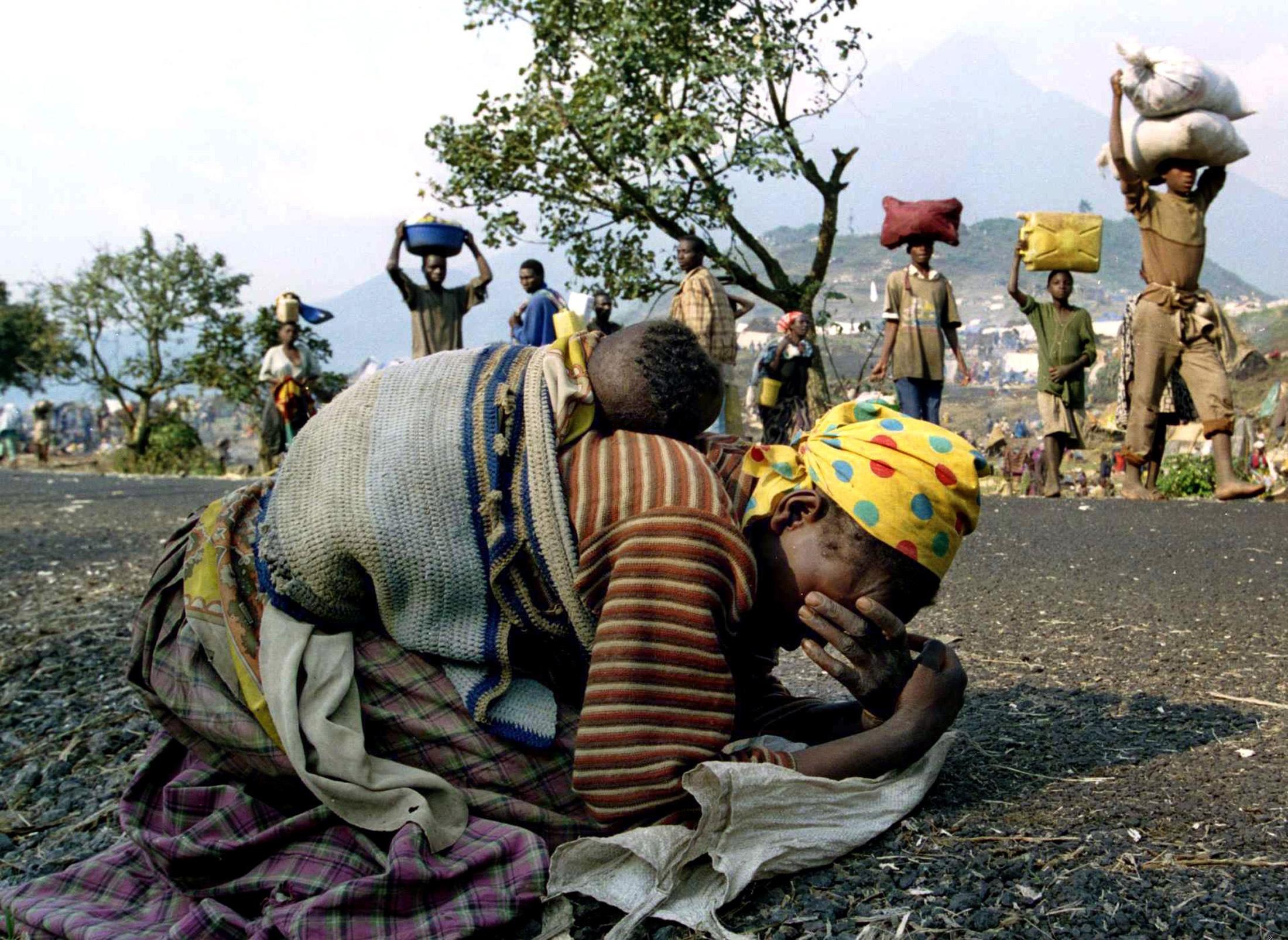 20 de ani de la genocidul care a făcut  800 de mii de victime
