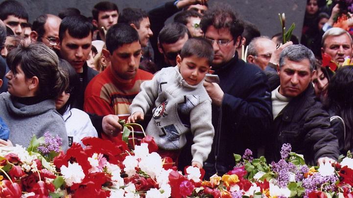 """Centenarul genocidului armean: """"Sângele martirilor strigă, dreptate!"""""""