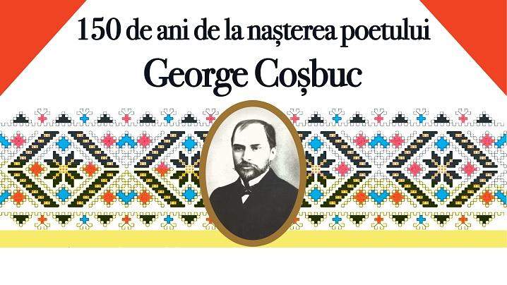 FOTO/VIDEO: 150 de ani de la nașterea poetului George Coșbuc