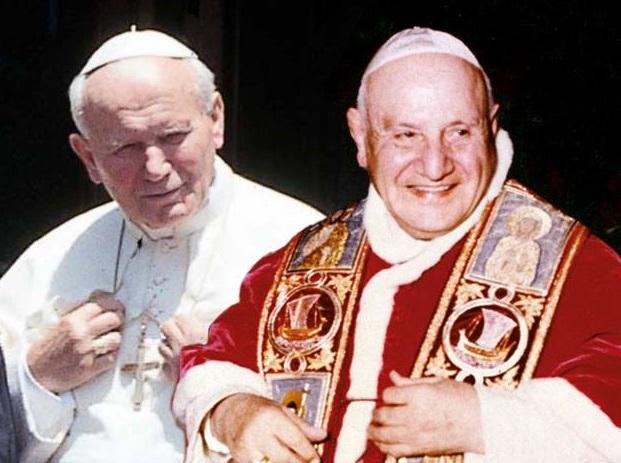 Comunicat: Canonizarea fericiților Papi Ioan al XXIII-lea și Ioan Paul al II-lea