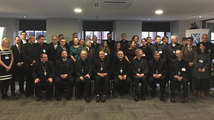 Responsabilii pentru comunicare ai Conferințelor Episcopale din Europa se întâlnesc la Glasgow