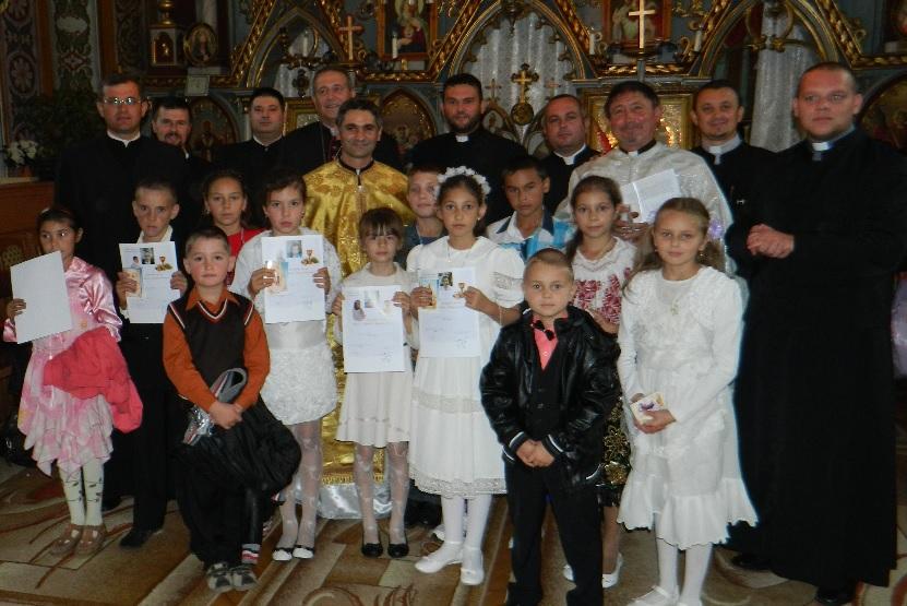 Binecuvântarea Bisericii Greco-Catolice de la Hodac